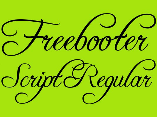 Top 25 Free Cursive Fonts for Amazing Typography - TemplateByte