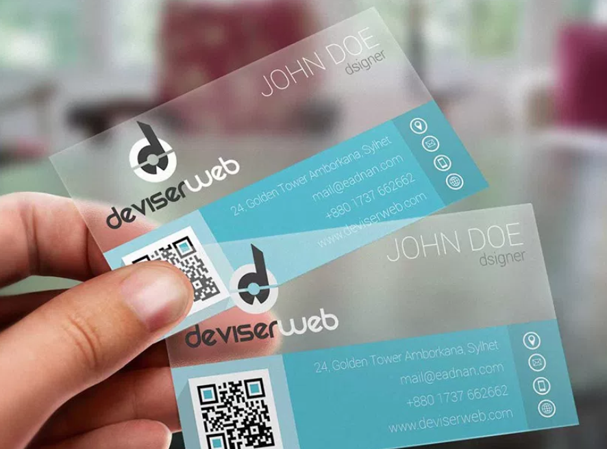 Top 20 Free Business Card Templates For 2018 - TemplateByte