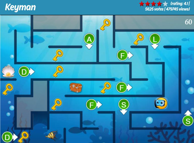 15 Amazing Free Typing Games For Kids - TemplateByte